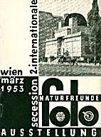 2. Internationale Ausstellung der…