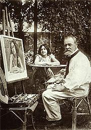 Author photo. Paul Bonzon (1916)