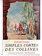 Simples Contes des Collines Preface…