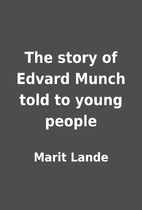 The story of Edvard Munch told to young…