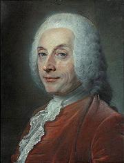 Author photo. François-Augustin Paradis de Moncrif (1687-1770)