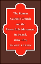 The Roman Catholic Church and the Home Rule…
