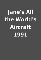 Jane's All the World's Aircraft 1991