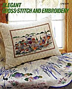 Elegant Cross-Stitch and Embroidery by…