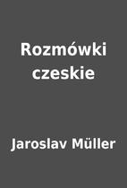 Rozmówki czeskie by Jaroslav…