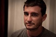 Author photo. Chris Lea. Photo by Joe Stump.