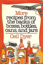More Recipes from the Backs of Boxes,…