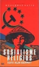 Sosialisme Religius by Moh Hatta