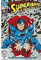 Action Comics # 676 by Roger Stern