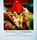Michael Leonard Paintings by Lincoln…