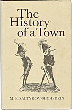 The History of a Town by M. E.…