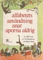Alfabetets användning anar aporna…
