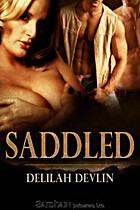 Saddled by Delilah Devlin