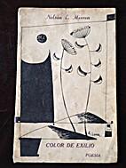 Color de Exilio by Nelson E. Merren