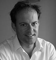 Author photo. James Erith