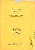 Geological Map of the Qena Quadrangle, Egypt…