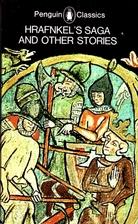 Hrafnkel's Saga and Other Icelandic Stories…