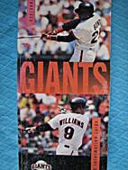 1996 San Francisco Giants Media Guide