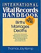 International Vital Records Handbook by…