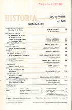 80 Historia408 / Decaux:Le radeau de la…