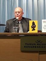Author photo. Anneli Salo