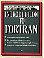 Introduction to FORTRAN by Charles B.…