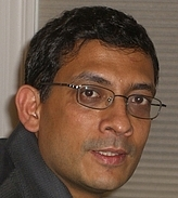 Author photo. Abhijit Banerjee