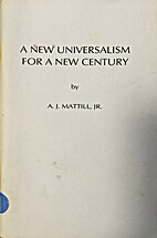 A New Universalism for a new century by A.…