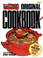 Australian Womens Weekly Cookbook by Ellen…