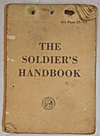 DAP 21-13(1964)THE SOLDIER'S HANDBOOK[pocket…