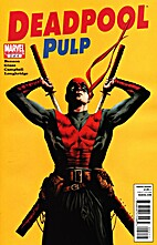 Deadpool Pulp #2 by Mike Benson