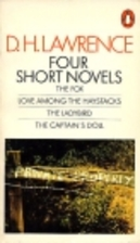 Four Short Novels by D. H. Lawrence