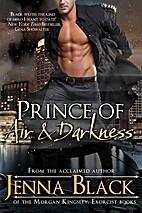 Embraced in Darkness by Jenna Black