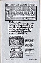 Theod Magazine Vol. II Number 2 Waelburges…