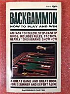 Backgammon: how to play and win: for…