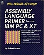 Assembly Language Primer for the IBM PC by…