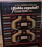 Habla Espanol?: Essentials Edition by Edward…