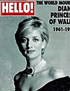 Hello!: The World Mourns Diana Princess Of…