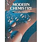 Modern Chemistry Annotated Teacher's Edition…