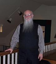 Author photo. About Amish