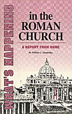 What's happening in the Roman Church by…