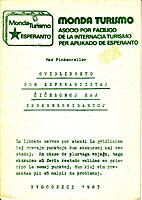 Gvidlibreto por esperantistaj ĉiĉeronoj…