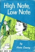 High Note, Low Note by Anne Emery