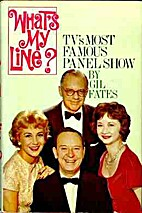 What's My Line?: The Inside History of…