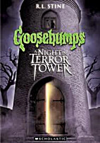Goosebumps A Night in Terror Tower DVD