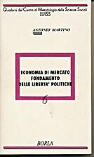 Economia di mercato fondamento delle…