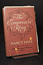 The Empress's ring by Nancy Hale