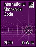 International Mechanical Code 2000…