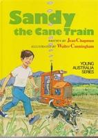 Sandy the cane train by Jean Chapman