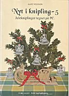 Nyt i knipling 5. Julekniplinger tegnet pa…